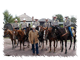 Uinta County Mounted Unit